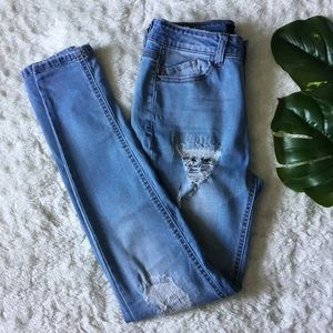 High Waisted Jeans from Wax Jean LA